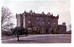 Caldwell House, Renfrewshire, Scotland (fallen into ruin since 1980s)
