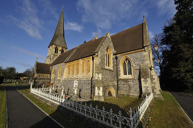 St Pauls at Langleybury