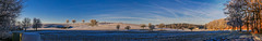 Wintermorgen im Kraichgau (270°)