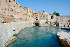 Shushtar UNESCO site, Iran