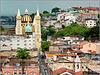 Ilhéus :  il centro città e la Cattedrale di São Sebastião