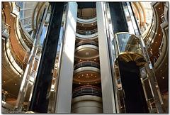 HFF  -  Modern cruise ship atrium