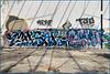Abandoned Trieste - steelweb shadows