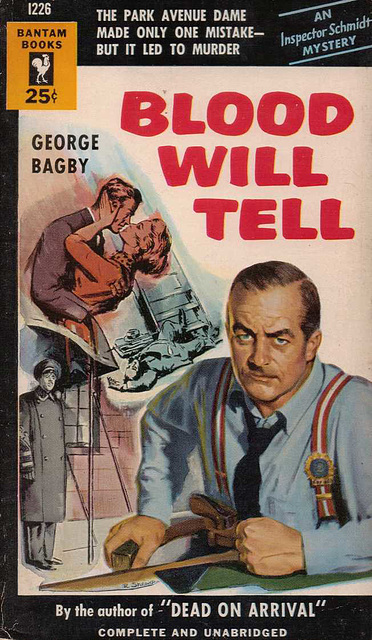 George Bagby - Blood Will Tell