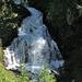 Wasserfall in der Schramme oder Felsklamme 2 Pic-inPic