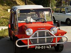 Mini Moke 1988.