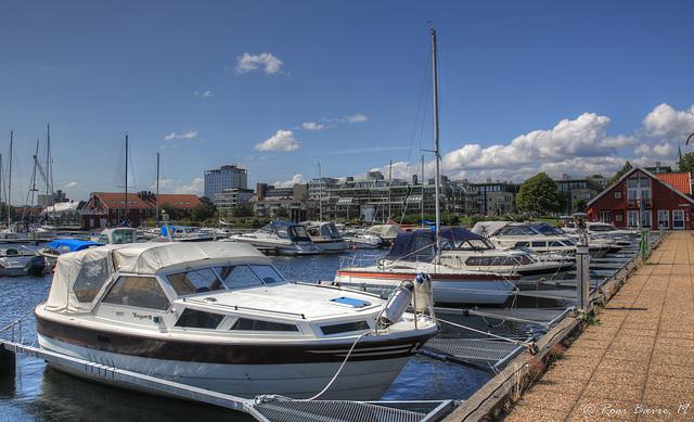 Kristiansand marina