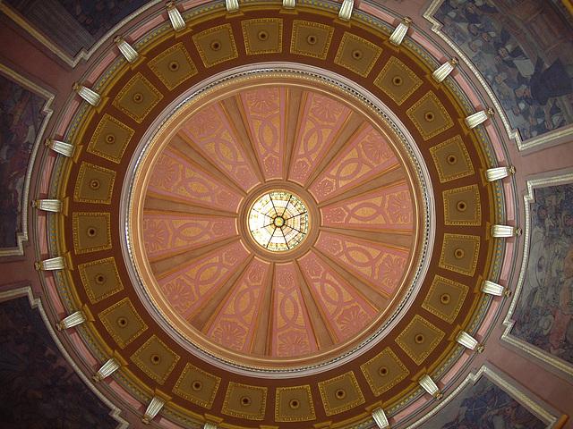 Alabama's State Capitol Rotunda