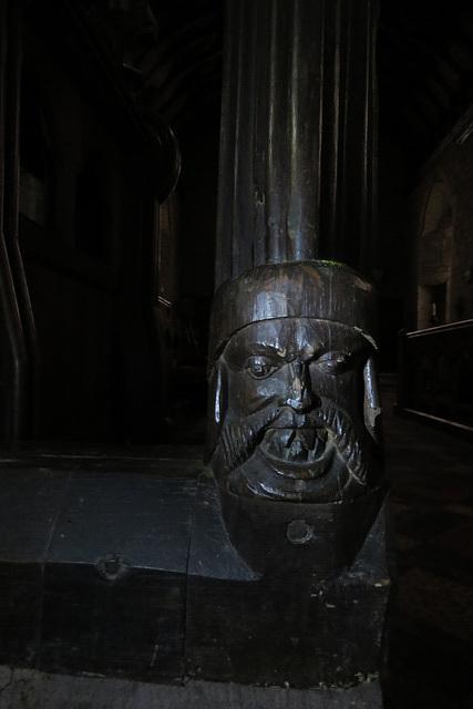 dilwyn church, herefs.