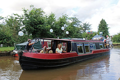 The pensioners birthday boat