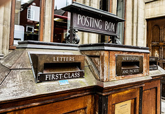 Posting boxes in Oxford