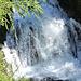 Wasserfall in der Schramme