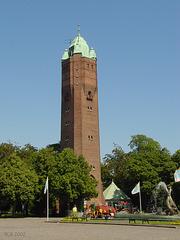 Trelleborg (Schweden), Wasserturm