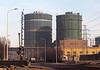 Baotou gasholders