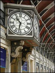 famous Paddington Clock
