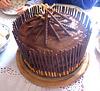 Geburtstagstorte zum 15. Geburtstag