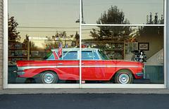 AMC Rambler Classic, 4-door, 1961