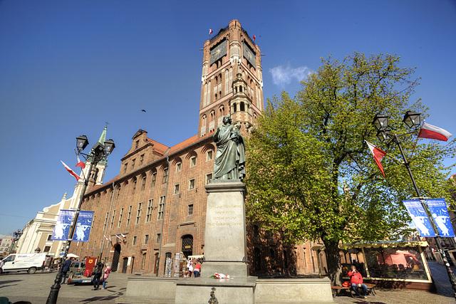 Pomnik Mikołaja Kopernika 1