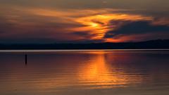 Last Sunset of the Season
