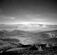 Panamint Valley at Dusk