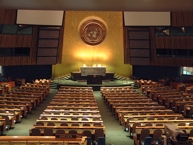 General Assembly of the UN