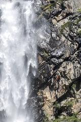"""Via Ferrata """"Lehner Wasserfall"""""""