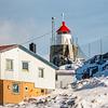 Honningsvåg lighthouse