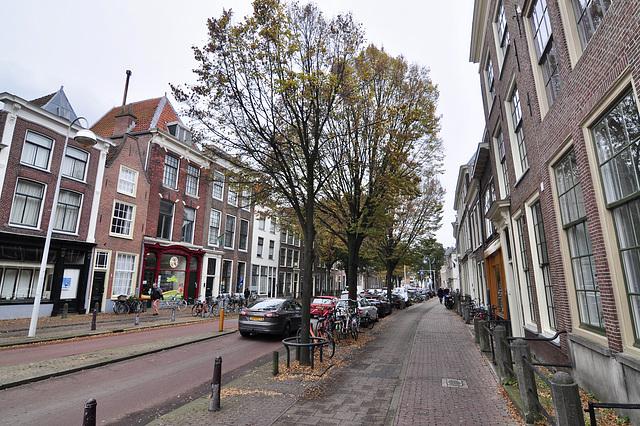 Leiden – Hooigracht