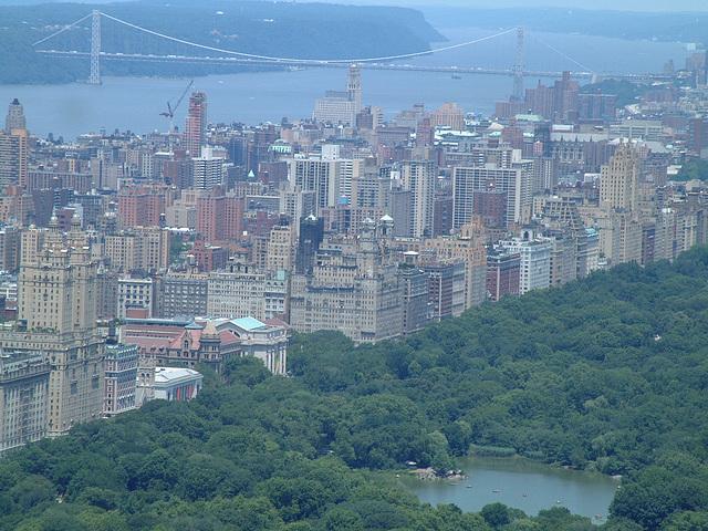 West Side of Central Park