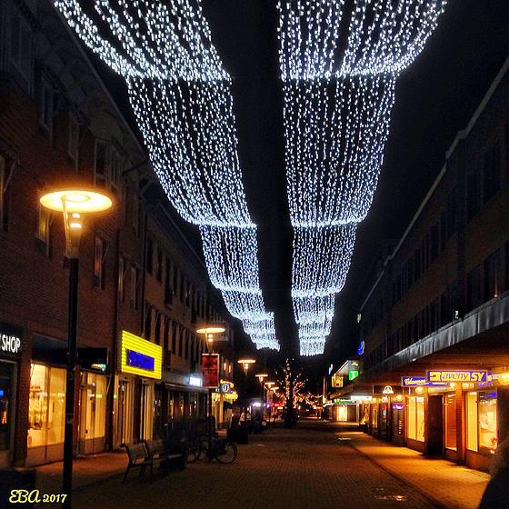Stars over the Street