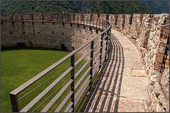 HFF - Castel Beseno Bastei