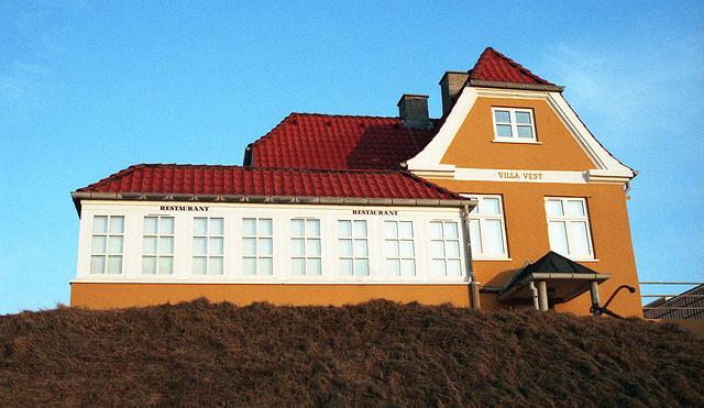 Villa Vest - closed for the winter