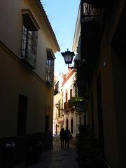 Sevilla Una calle del centro histórico