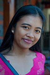 Dewi a Balinese girl from Denpasar