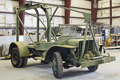 "United States Navy Ford GTB ""Burma Jeep"" Bomb Service Truck"