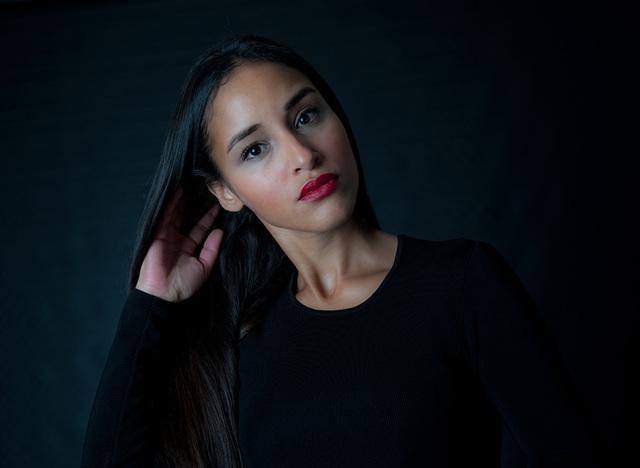 Mon modèle Loubna  (1)