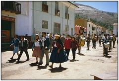 Jour de fête à San Jerenimo