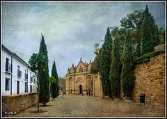 Colegiata Sta. María La Mayor (Antequera)