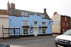 The Castle Inn (former White Lion), No.35 Earsham Street, Bungay, Suffolk