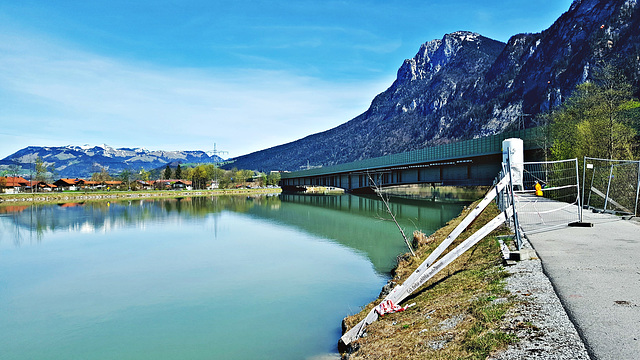 Autobahnbrücke - (PiP)