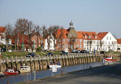 Am Hafen von Tönning (PiP)