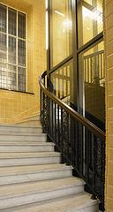 Treppen im Gutruf-Haus - HFF!