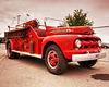 1952 FORD F7 GENERAL PUMPER FIRE TRUCK