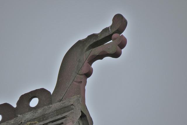 gustaf adolfs kyrka, swedish seamen's church, park lane, liverpool
