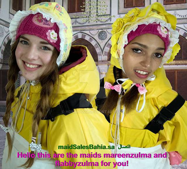 maids flabbyzulma and mareenzulma  in orient 8