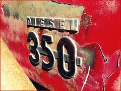 Farmall Diesel 350
