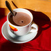 Hot chocolate .... ♫ ♪ ♪ ♫