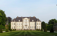 Le château d'Attre