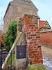 Perleberg, ein bißchen Stadtmauer und ein bißchen Zaun ... HFF !