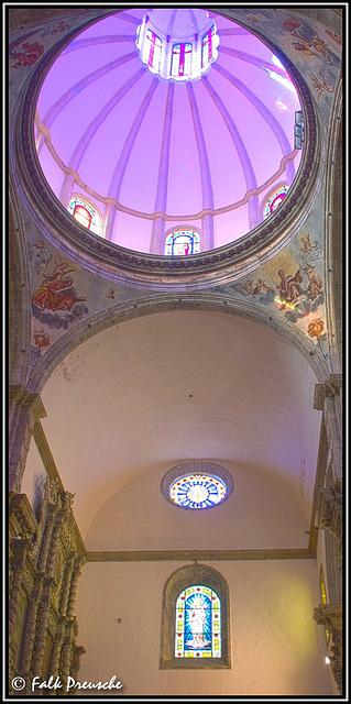 In der Iglesia Nuestre Senoras de la Conception